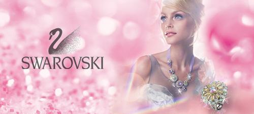 Trang sức hàng hiệu Swarovski giảm 50% - 1