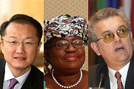 Cuộc đua vào ghế Chủ tịch Ngân hàng thế giới - 1
