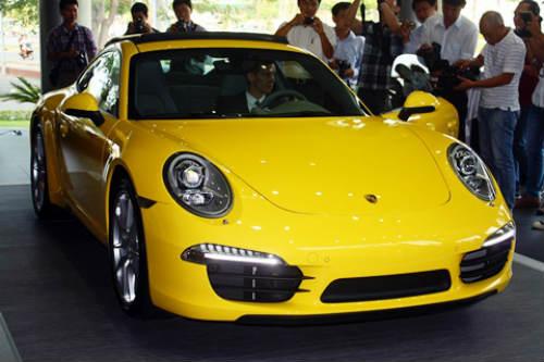 Mê mẩn xe thể thao mới của Porsche tại Việt Nam - 3