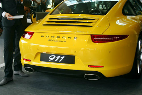Mê mẩn xe thể thao mới của Porsche tại Việt Nam - 4