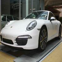 Mê mẩn xe thể thao mới của Porsche tại Việt Nam