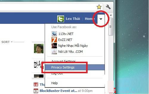 Chặn lời mời ứng dụng nhảm trên Facebook - 2