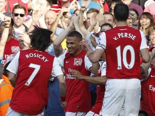 Arsenal – Aston Villa: Thăng hoa - 1