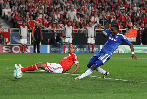 Benfica - Chelsea: Lợi thế mong manh - 1