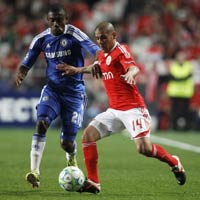 Benfica - Chelsea: Lợi thế mong manh