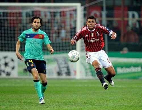 Milan – Barca: Long tranh hổ đấu - 2