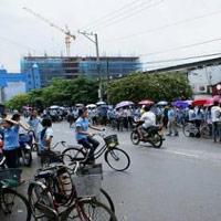 Sợ bão giá, lao động trốn khỏi thành phố