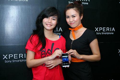 Giới thiệu Xperia S – Điện thoại thông minh đầu tiên từ Sony - 2