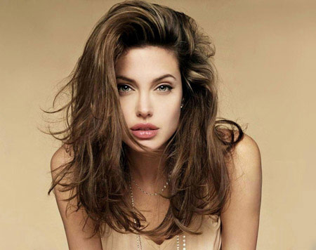 Lm sao  mi p nh Angelina Jolie, Lm p, Angelina Jolie, trang diem, lam dep, thoi trang, to son moi, duong moi,