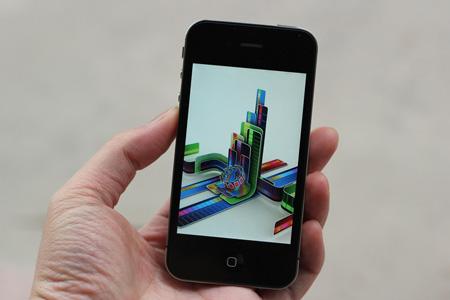 IPhone 4 và HKPhone 4S–Retina đọ màn hình - 1
