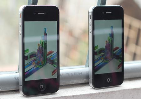 IPhone 4 và HKPhone 4S–Retina đọ màn hình - 3
