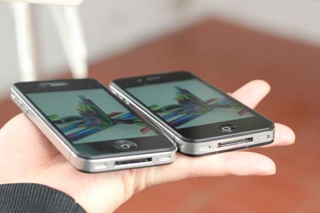 IPhone 4 và HKPhone 4S–Retina đọ màn hình - 4