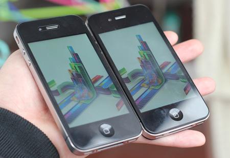 IPhone 4 và HKPhone 4S–Retina đọ màn hình - 9