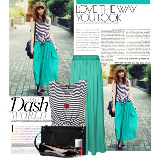 19 cách kết hợp maxi skirt thật hoàn hảo - 19