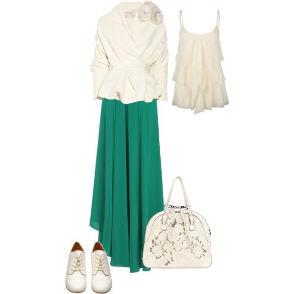19 cách kết hợp maxi skirt thật hoàn hảo - 6