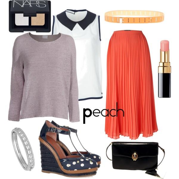 19 cách kết hợp maxi skirt thật hoàn hảo - 7