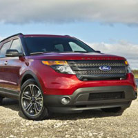 Ford Explorer Sport 2013: im sng xe gia nh
