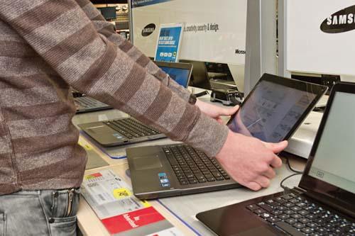 Kiểm tra nhanh laptop tại nơi mua - 3