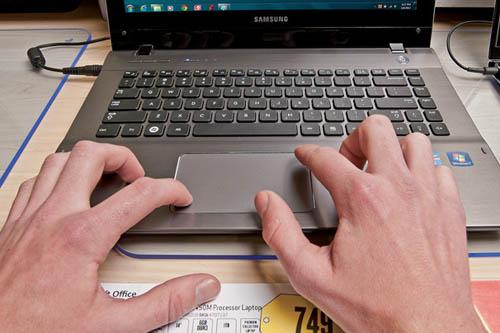 Kiểm tra nhanh laptop tại nơi mua - 7