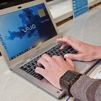 Kiểm tra nhanh laptop tại nơi mua