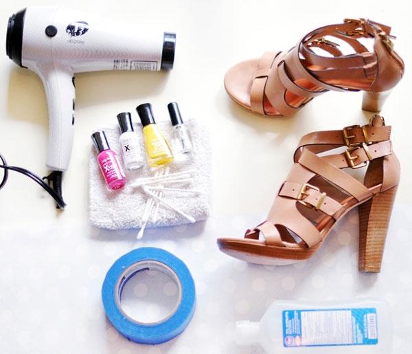 Cách tạo sandal neon dễ mà cực đẹp! - 2