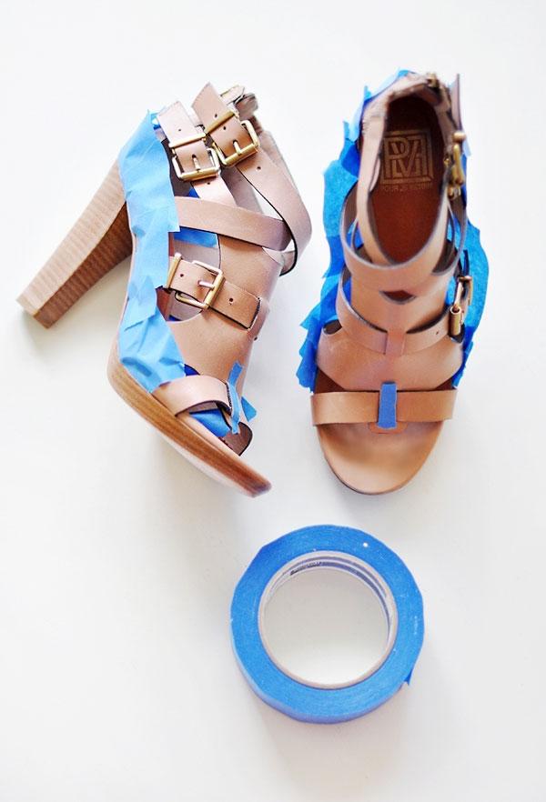 Cách tạo sandal neon dễ mà cực đẹp! - 3