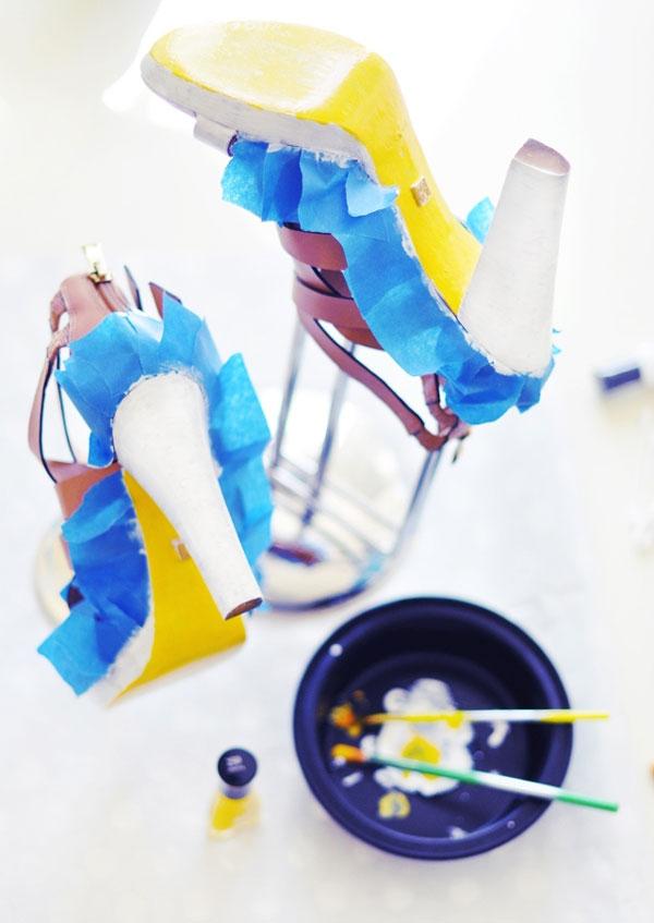 Cách tạo sandal neon dễ mà cực đẹp! - 7