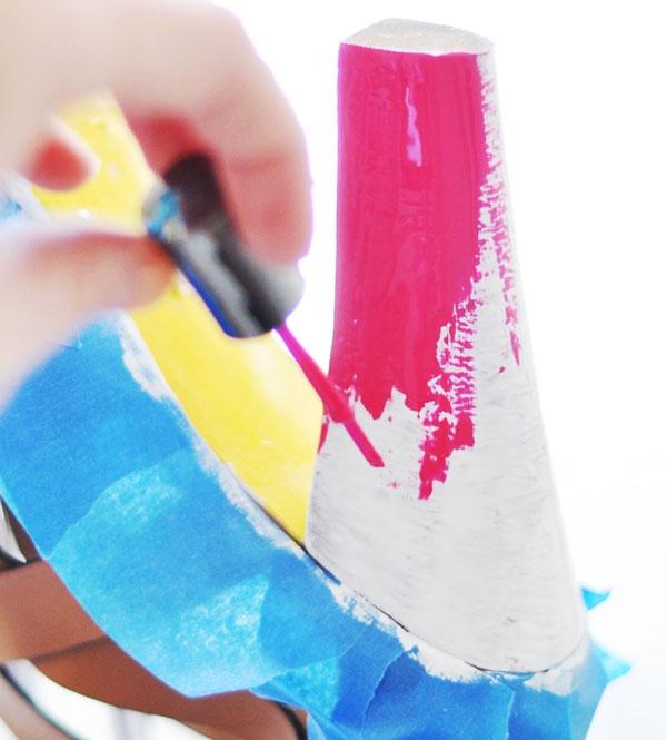 Cách tạo sandal neon dễ mà cực đẹp! - 8
