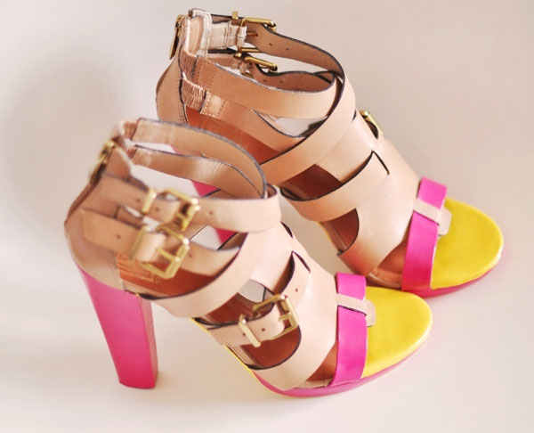Cách tạo sandal neon dễ mà cực đẹp! - 12