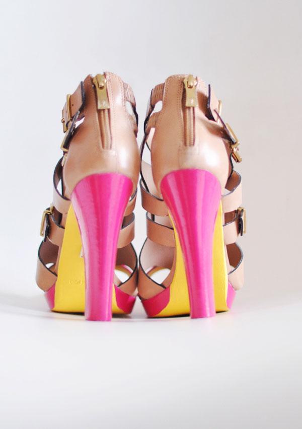 Cách tạo sandal neon dễ mà cực đẹp! - 10