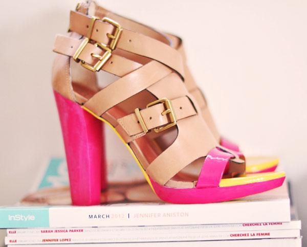 Cách tạo sandal neon dễ mà cực đẹp! - 11