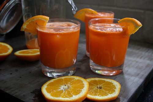 Sinh tố cà rốt - ngon miệng, đẹp da - 9