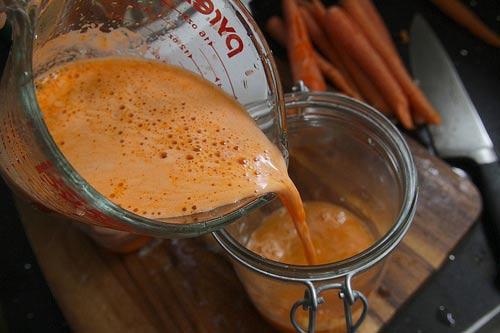 Sinh tố cà rốt - ngon miệng, đẹp da - 6