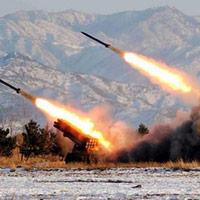 Triều Tiên vừa bắn liên tiếp 2 tên lửa