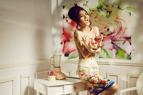 1357046820 1335237802 ngoc oanh  12  25 Vietnamese Celebritiess Best Nude Photos in 2012