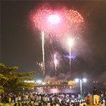 Tin tức Sony - HN, TPHCM đông nghẹt người đón năm mới