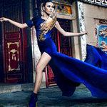 Thời trang - Diệu Huyền khoe chân dài bất tận