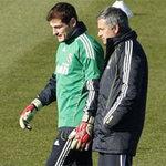 """Bóng đá - Casillas đã """"sợ"""" Mourinho?"""