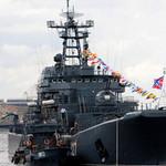 Tin tức trong ngày - Nga tập trận hải quân lớn nhất nhiều thập kỷ