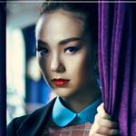 Thời trang - Minh Hằng bí ẩn và sexy