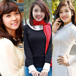 3 Miss Teen Hà thành bén duyên với điện ảnh