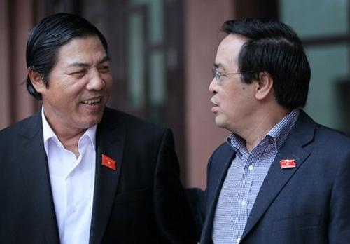 Bộc trực như Nguyễn Bá Thanh - 1