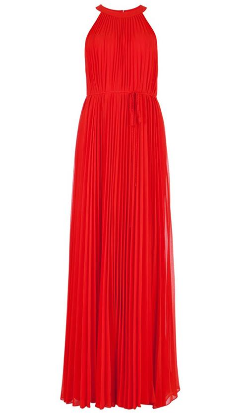 Khảo giá 8 chiếc váy đỏ hợp mốt mùa Xuân - 5
