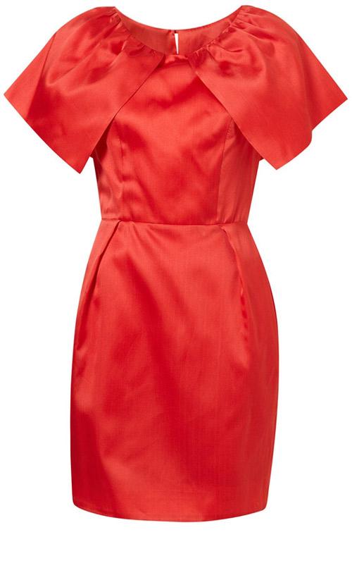 Khảo giá 8 chiếc váy đỏ hợp mốt mùa Xuân - 6