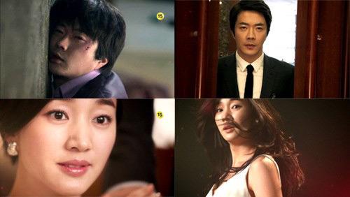 """Những cặp đôi """"mở hàng"""" phim Hàn 2013 - 11"""