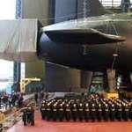 """Tin tức trong ngày - Nga hạ thủy tàu ngầm """"sát thủ im lặng"""""""