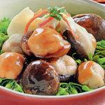 Ẩm thực - Dồi dào vitamin với nấm nhồi thịt hấp