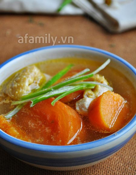 Xuýt xoa món canh gà khoai lang - 9