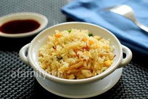 Cơm chiên cá mặn - đặc sản miền Nam - 10