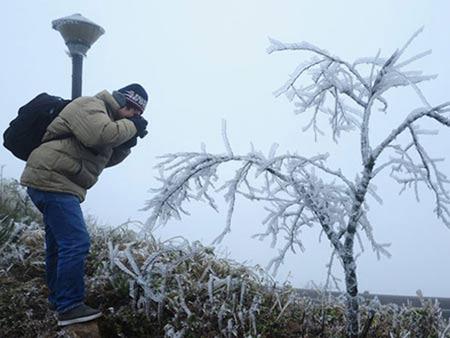 Những điểm du lịch hút khách mùa đông ở VN - 6